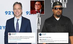 <b>Ice Cube</b> Tells Jake Tapper 'Watch Your Mouth' After He Slams ...