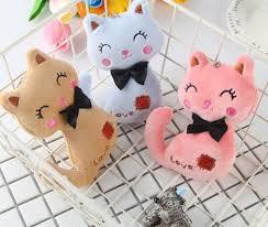 <b>3Colors Little Size</b> 12CM NEW Cat Plush Animal Stuffed Kitty Cat ...
