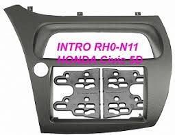 <b>Intro RHO</b>-<b>N11</b> для Honda Civic 06+ 2DIN (H/B 5D) — купить ...
