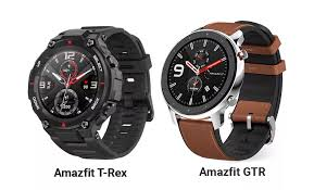 Сравнение смарт-<b>часов</b> - новинка 2020 года <b>Amazfit T</b>-<b>Rex</b> ...
