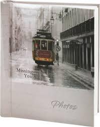 <b>Фотоальбом Brauberg Трамвай</b>, 391125, светло-коричневый, на ...