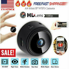 <b>A9</b> HD 1080P <b>Mini Camera</b> Wireless Wifi Security <b>Cam</b> Night Vision ...