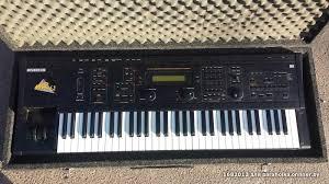 Синтезаторы Ensoniq MR61 (USA) + кейс, Yamaha DX21 (Japan ...