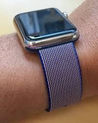 Обзор <b>ремешка Apple</b> Woven <b>Nylon для Apple</b> Watch