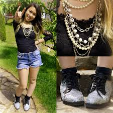 natalie ruth fajardo wet seal long sleeve black lace top natalie ruth fajardo wet seal long sleeve black lace top forever 21 high waisted shorts value village diy glitter boots glitter whore lookbook