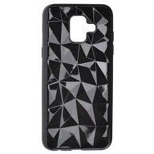 Купить <b>Чехол</b>(накладка) для <b>Samsung Galaxy</b> A6 (2018), черный ...