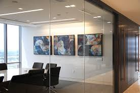 large framed abstract paintings for a new contemporary office artwork for the office