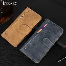 Новый дизайн! Роскошный кожаный <b>чехол</b>-книжка <b>BQ для</b> ...