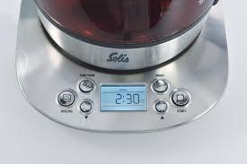 <b>Чайник Solis Tea Kettle</b> Digital 962.35   Solis бытовая техника