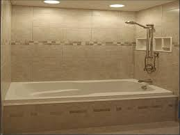 ideas bathroom tile color cream neutral: consider going with large neutral tiles on the floor and then using smaller colorful pieces to make an interesting design in the middle