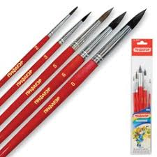 Товар категории «<b>Кисти</b> для рисования» – купить по выгодной ...