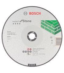 <b>Круг отрезной</b> по камню <b>Bosch</b> (02608600326) 230х22х3 мм ...