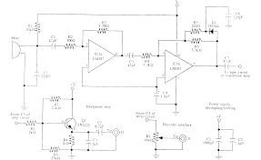 mic preamp circuit diagram the wiring diagram mic preamp circuit diagram vidim wiring diagram circuit diagram