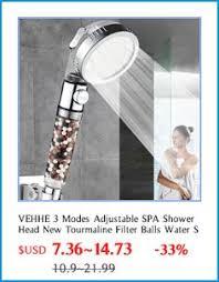 <b>VEHHE</b> BLACK FRIDAY 3 Modes Adjustable <b>SPA</b> Shower Head ...