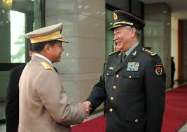 Image result for min aung hlaing