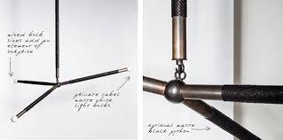 apparatus arrow chandelier apparatus lighting