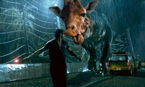 CLEVER GIRL(Giraffic Park) : funny via Relatably.com