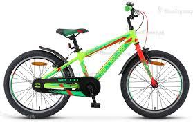 Детский <b>велосипед Stels Pilot 250</b> Gent V010 (2019) купить в ...