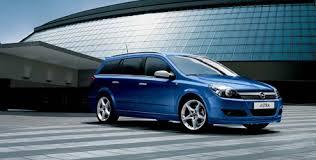 Opel Astra Family хэтчбек Accessories | <b>OPC Line</b> передний <b>спойлер</b>