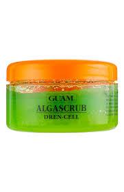 <b>Скраб с</b> эфирными маслами <b>Algascrub</b> Dren-Cell <b>GUAM</b> для ...