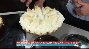 Enjoy National Banana Cream Pie Day | FOX40