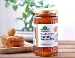 Turkish Chestnut Honey, 450gr Arifoglu за $54, описание, фото ...
