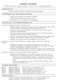 executive secretary resume sample   easy resume samples    executive secretary resume sample