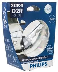 <b>Лампа</b> автомобильная ксеноновая Philips WhiteVision gen 2 ...