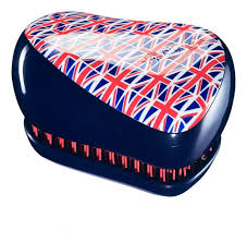<b>Расческа</b> для волос <b>Compact</b> Styler Cool Britannia <b>Tangle Teezer</b> ...