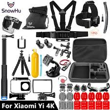 <b>SnowHu For Xiaomi Yi</b> Lite Accessories Selfie Octopus Tripod For ...