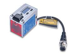 <b>LS5 Laser</b> Sensor for Diameter Feedback in Tension Control