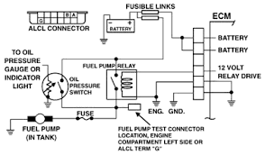 fuel pump wiring diagram electrical problem 1999 chevy s 10 4 cyl earlier you said you got power for 2 secs at the pump that s all you got before the relay de energize it should turn the fuel pump on for that 2secs