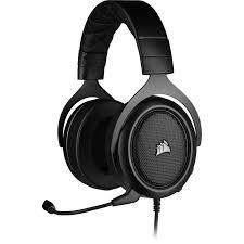 Купить игровые <b>наушники corsair gaming hs50</b> pro stereo carbon ...
