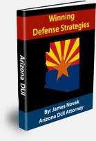 Tempe Arizona DUI Attorney - The Law Office of James E. Novak