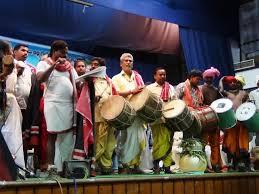 Oggu Katha team | Tata Fellowships in Folklore - Oggu-Katha-team