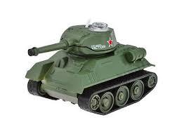 <b>Радиоуправляемый танк Happy Cow</b> 777-215 1/64 RTR, свет ...