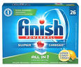 Pulizia lavastoviglie - Finish CuraLavastoviglie 5X Power Actions