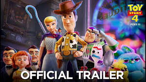 Toy Story 4   Official Trailer - YouTube