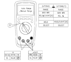 инструкция на цифровой <b>мультиметр UNI</b>-<b>T</b> UT139C