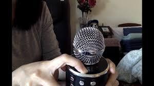 WSTER <b>WS</b>-<b>858 Wireless</b> Karaoke <b>Bluetooth Microphone</b> Review ...