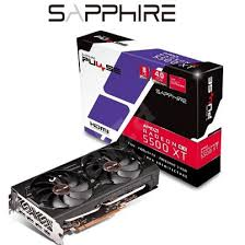 <b>SAPPHIRE</b> PULSE RX 5500 XT 8G GDDR6 (SKU # <b>11295</b>-<b>01</b>-<b>20G</b> ...