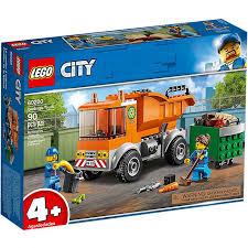 Купить <b>конструктор LEGO</b> City <b>Мусоровоз 60220</b> в интернет ...