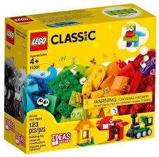 <b>Конструктор LEGO Classic</b> 11001 Кубики и идеи — купить по ...