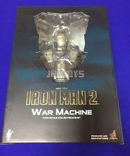 Machine Man Iron Man TV, Movie & Video Game Action Figures for ...