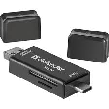 <b>Картридер</b> USB Type-C <b>Defender Multi Stick</b>