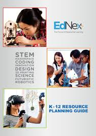 K-12 RESOURCES PLANNING GUIDE FOR TEACHERS by ednex ...