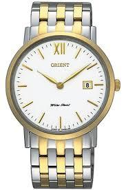 Мужские кварцевые наручные <b>часы Orient GW00003W</b> с тонким ...