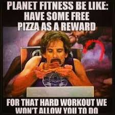 Normalizing intimidation: or, why I hate Planet Fitness | I Kick ... via Relatably.com