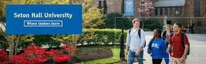 Image result for seton hall university