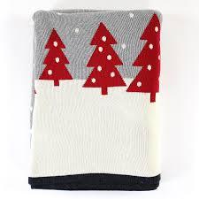 <b>Плед с орнаментом</b> Christmas story one, 130х180 см, <b>EnjoyMe</b> ...